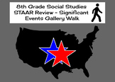 8th Grade Social Studies STAAR Review - Significant Events