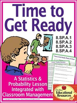 Statistics & Probability Lesson Integrated with Classroom Management