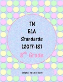 8th Grade TN ELA Standards (2017-18)