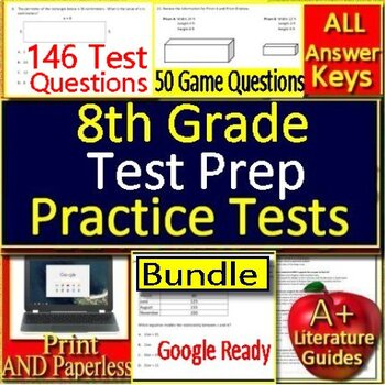 8th Grade Staar Review Math Worksheets Teaching Resources