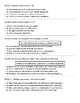 8th Grade Test on Active and Passive Voice
