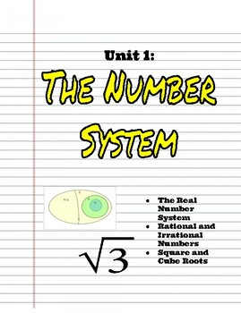8th Grade: The Number System Unit