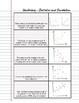 8th Grade: The Statistics and Correlation Unit