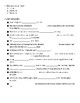 8th Grade U.S. History Review Notes Worksheet
