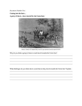 8th Grade US Civil War DBQ