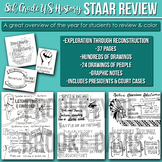 US History STAAR/EOC Review--Exploration to Reconstruction