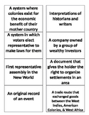 8th Grade United States History Review Flashcards