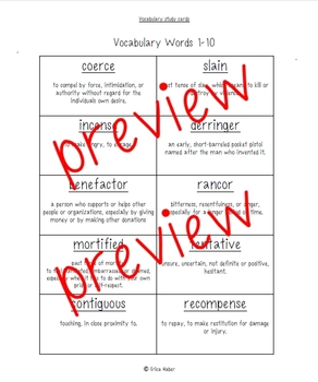 8th Grade Vocabulary Activities: Definitions, Synonyms, and Context Clues