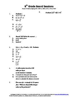 8th Grade,Mathematics,Algebra,Geometry,activities,Combo Package 7