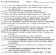 8th Math TCAP Mini Quizzes #1