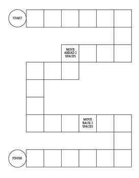 8th Math TN SPI 3.1 Systems of Equations Board Game