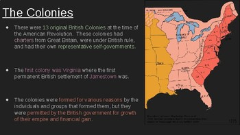 8th Social Studies STAAR Review: The Colonies (7 Min. Mastery #2)