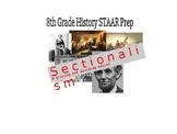 8th SS STAAR Study Guide PPT #4 (w/STAAR questions): Secti