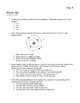 8th Science STAAR Review Packet