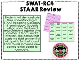 8th Science STAAR Review Swat game