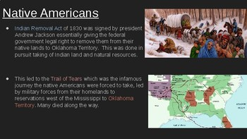 8th Social Studies STAAR Review: A Changing Nation (7 Min Mastery #9)
