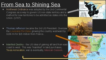 8th Social Studies STAAR Review: A Growing Nation (7 Min Mastery #7)