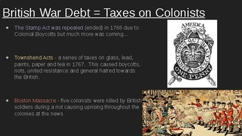8th Social Studies STAAR Review: Causes of Revolution (7 Min Mastery #3)