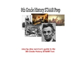 8th Social Studies STAAR Study Guide (20 Page Printable St