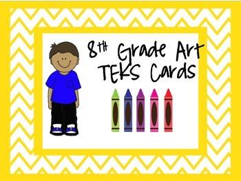 8th grade Art TEKS