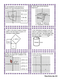 8th grade Math STAAR Review Category 3