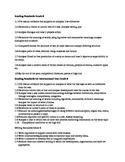 8th grade Reading Common Core written in user friendly language