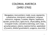 8th grade U.S. History STAAR flashcards