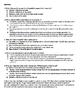 8th grade assessment bundle: 8.6, 8.8, 8.9