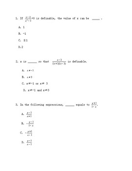 8th grade test prep worksheets 2, with answer keys