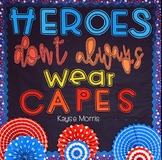 September 11th Activities with Close Reading, Patriot Day