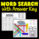 9/11 Activities (September 11th Activities Word Search)
