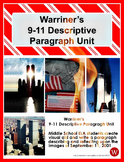 9-11 Descriptive Paragraph Unit