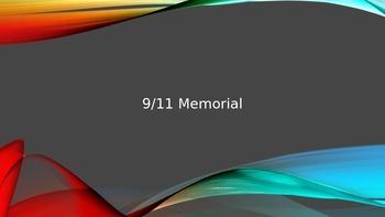9/11 Memorial Power Point