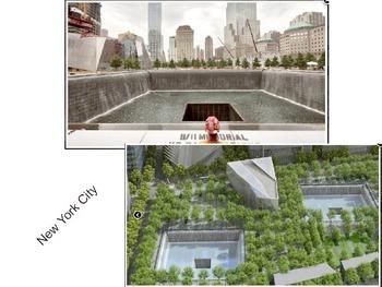 9-11 Memorials