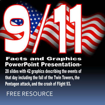9/11 PowerPoint Presentation--Facts and Graphics