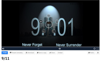 9/11 Remembrance Questions + Prezi