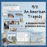 9-11 September 11th Centers Response Group Activity Sept. 11 9/11