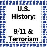 9/11 & Terrorism Powerpoint