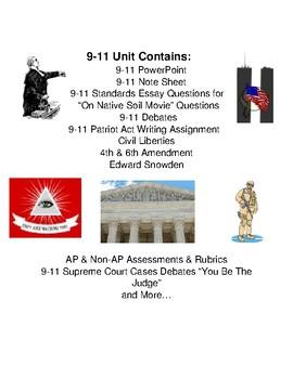 9-11 Unit