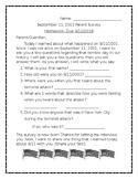 9/11 homework