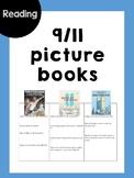 9/11 picture book graphic organizer