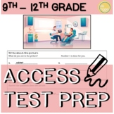 9th - 12th Grade ELL ACCESS Writing Practice