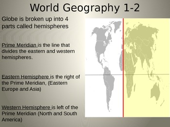 9-12 Geography Basics Part 2
