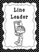 9 Black and White Class Jobs Printable Posters/Anchor Charts.