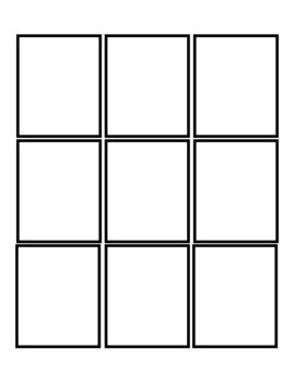 9 Block Worksheet