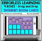 9 Box Errorless Learning Digital File Folders BOOM CARDS