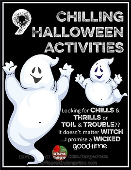 9 CHILLING HALLOWEEN ACTIVITIES
