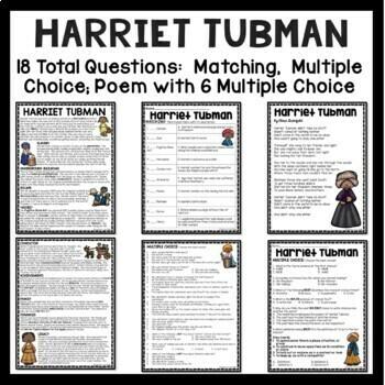Civil Rights Leaders Biography Reading Comprehension Worksheet Bundle