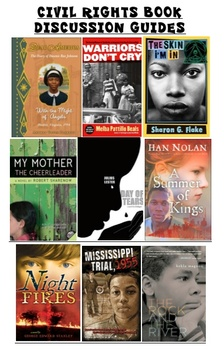 9 Civil Rights Young Adult Literature Book Discussion Guides