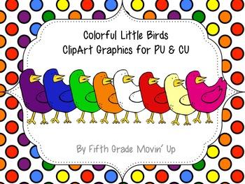 9 Colorful Rainbow Birds With Blackline
